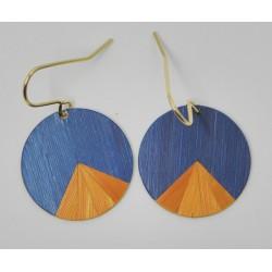"""Les """"Montagnes oranges"""""""